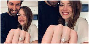 艾瑪史東 Emma Stone訂婚