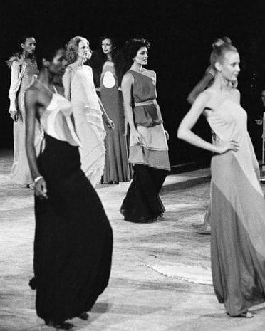 paris fashion week 1973