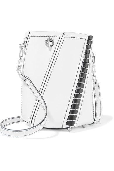 circular handbag