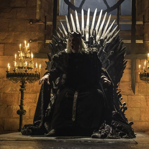 Why Game Of Thrones Inspired Iron Thrones Are Hidden All Over The World