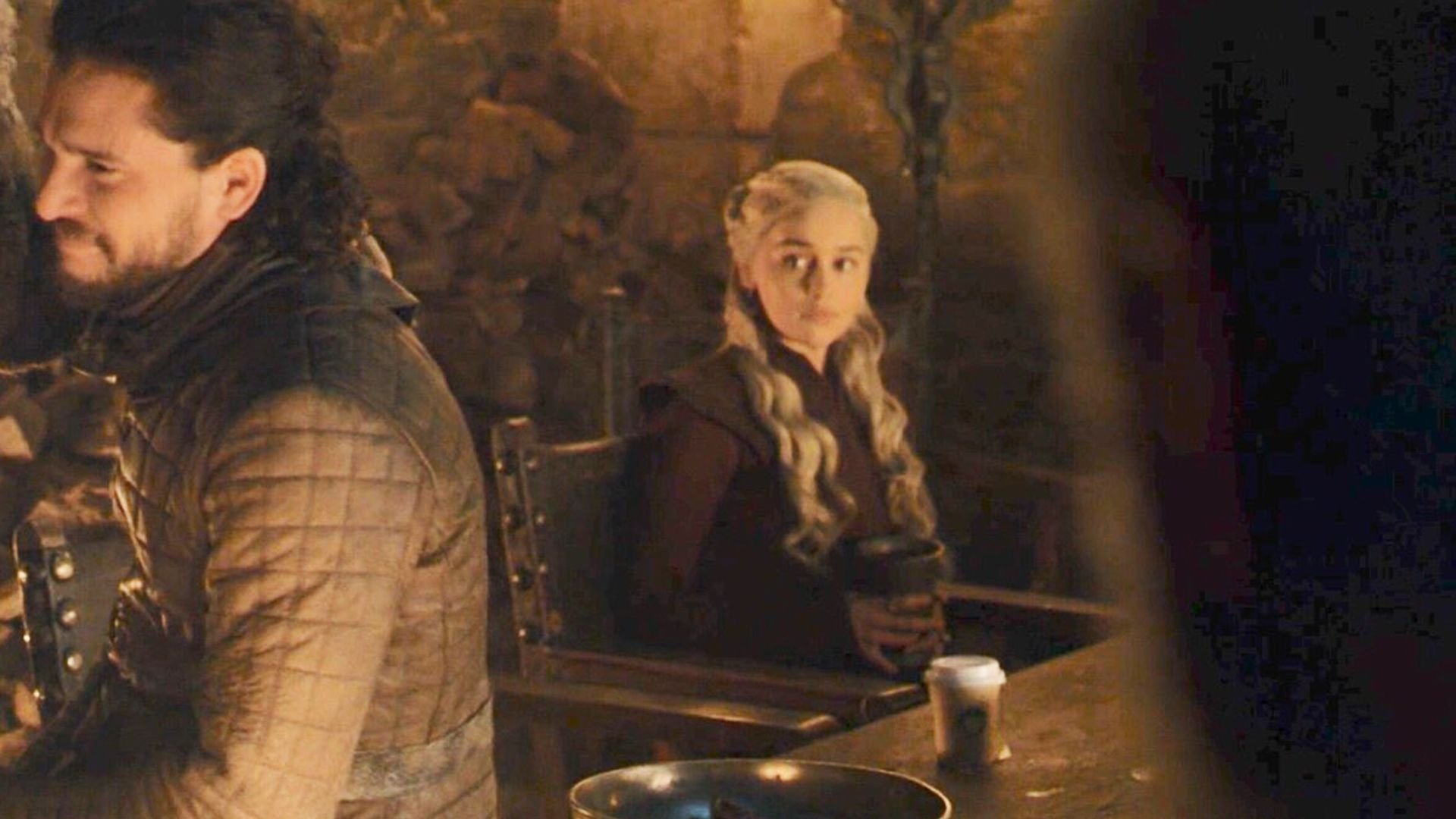 'Game Of Thrones' Showrunners Laugh About The Starbucks Cup Now