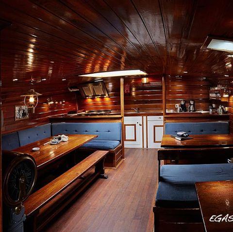 orion schip airbnb