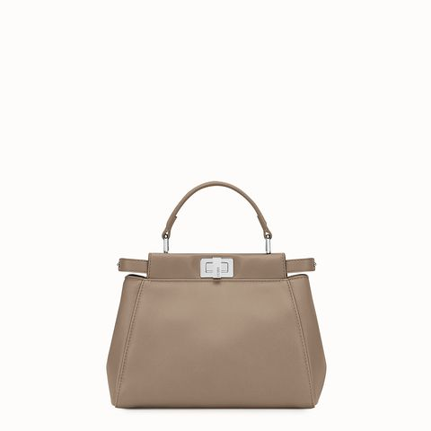 Handbag, Bag, Leather, Brown, Beige, Fashion accessory, Tan, Tote bag, Shoulder bag, Material property,