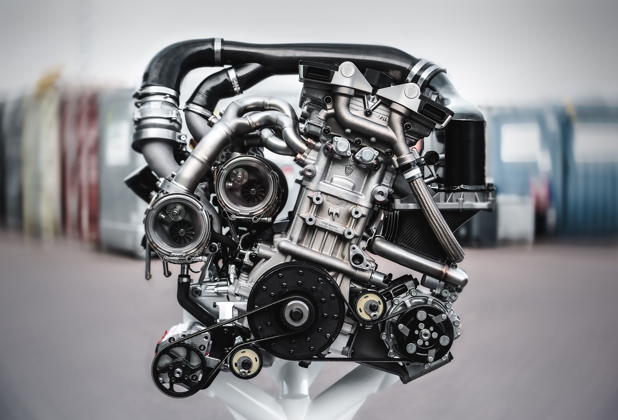 How Koenigsegg S 2 Liter No Cam Engine Makes 600 Horsepower