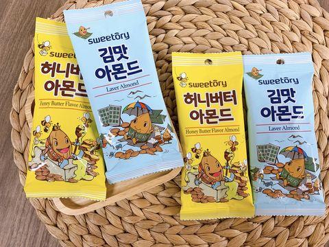 7 eleven韓國零食新品