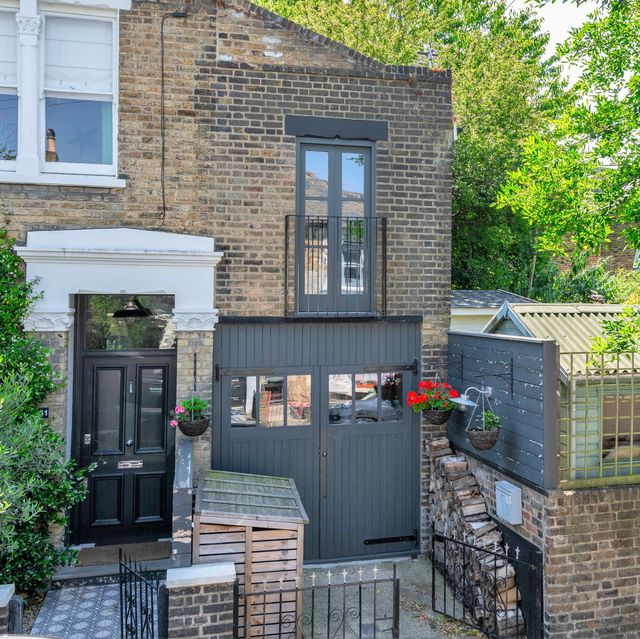 small property that's the size of a london bus is for sale in london