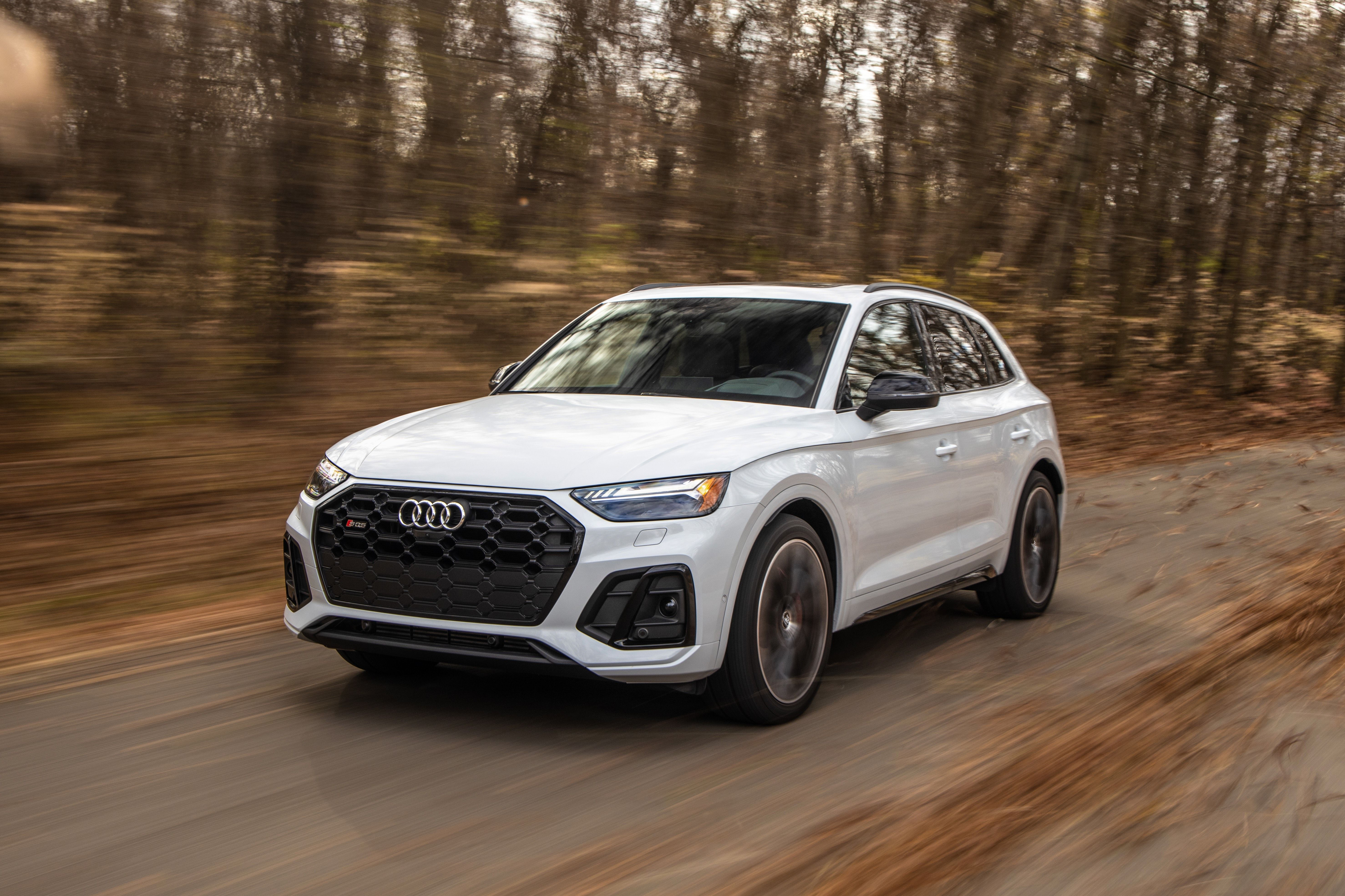 A Greener 2021 Audi Q5 Line Up Allows The Sq5 To Get More Red
