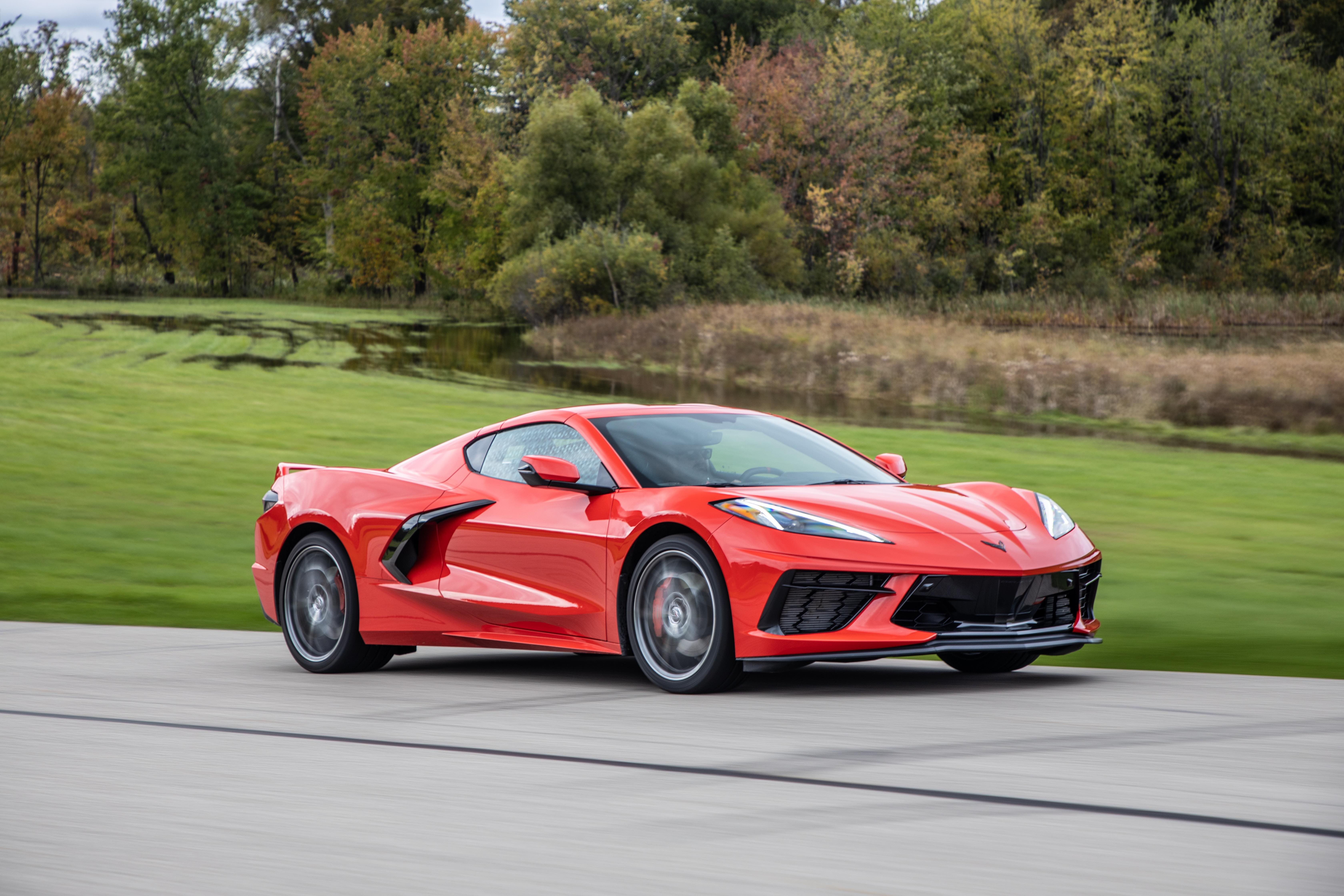 2020 Chevy Corvette Hits 60 Mph In 2 8 Seconds