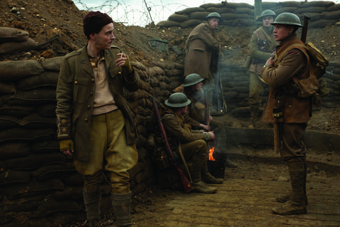 1917 Movie True Story Is 1917 Film Based On Real Wwi Events