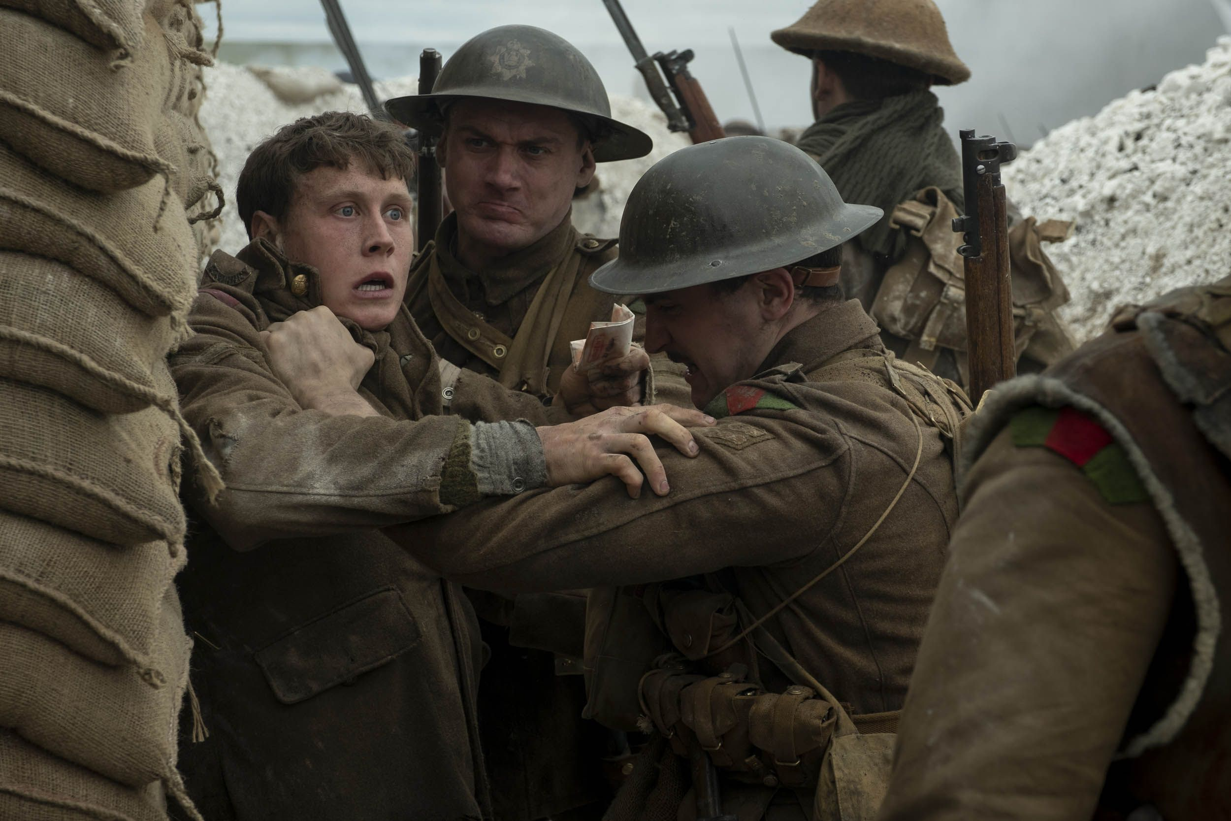 1917 Movie True Story Sam Mendes S Wwi Epic Is Based On Stories