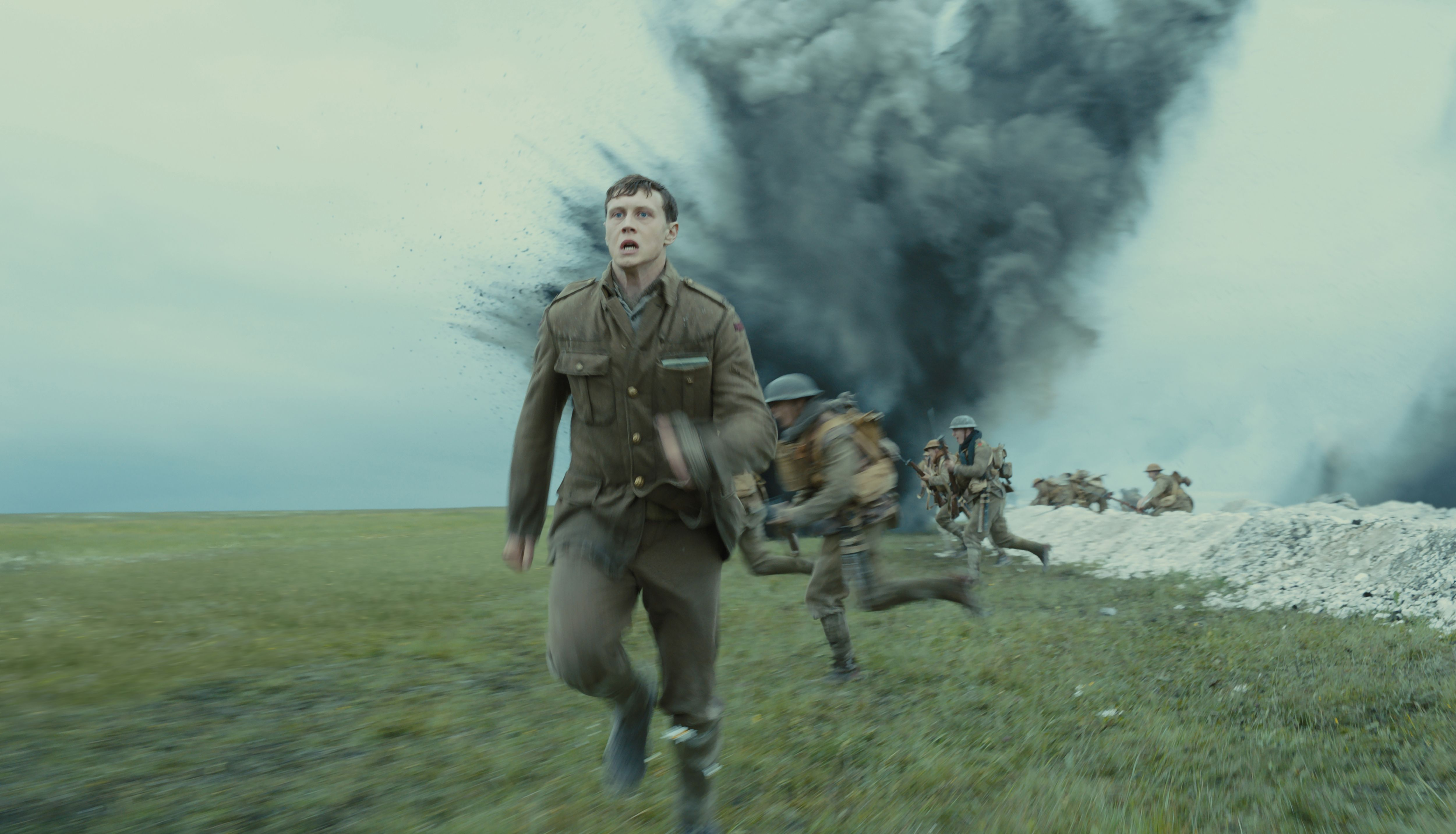 All About the Real-Life Story Behind Oscar-Nominated War Movie 1917