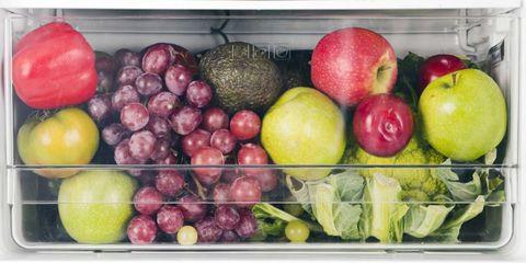 groenten fruit bewaren