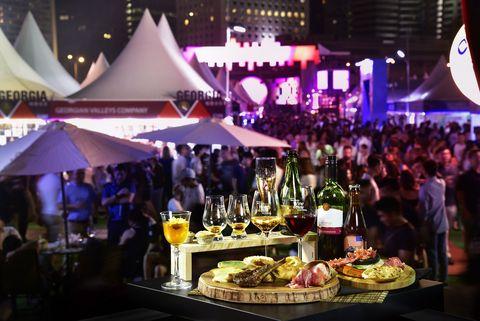 第十屆香港美酒佳餚巡禮將於10月25至28日於香港中環海賓活動空間與添馬公園舉行。