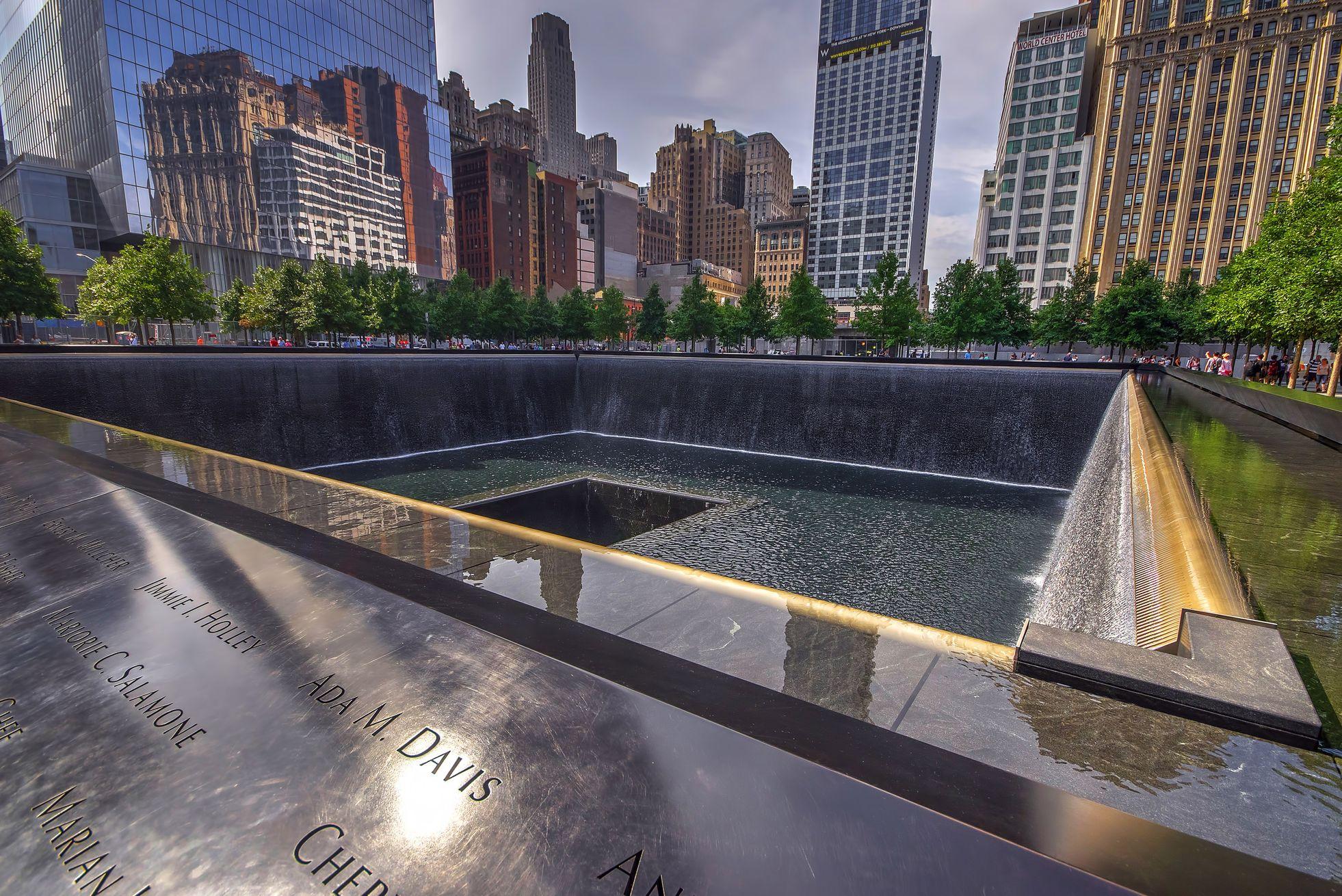 National September 11 Memorial Museum new york city