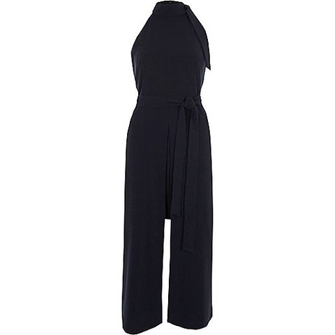 Clothing, Black, Overall, Trousers, Sleeve, Outerwear, Dress, Sportswear, One-piece garment, Suit,