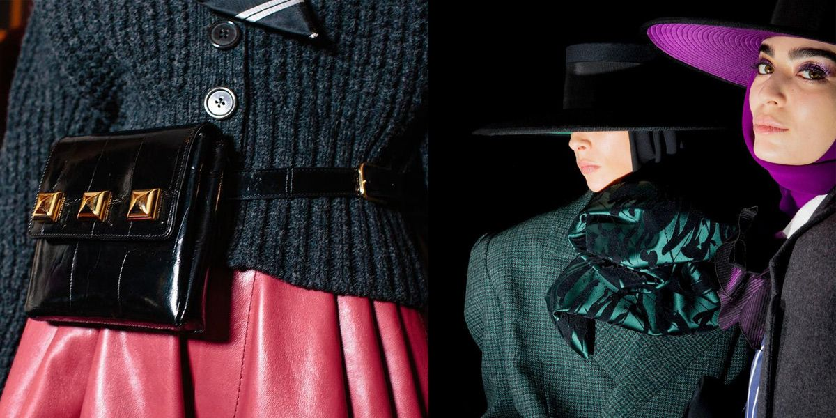 MARC JACOBS, 紐約時裝週, 包包, 2018秋冬時裝週