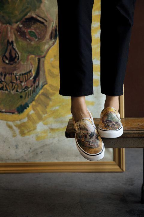 822cbefd1b7868 Vans lanceert exclusieve collectie met Van Gogh Museum Amsterdam