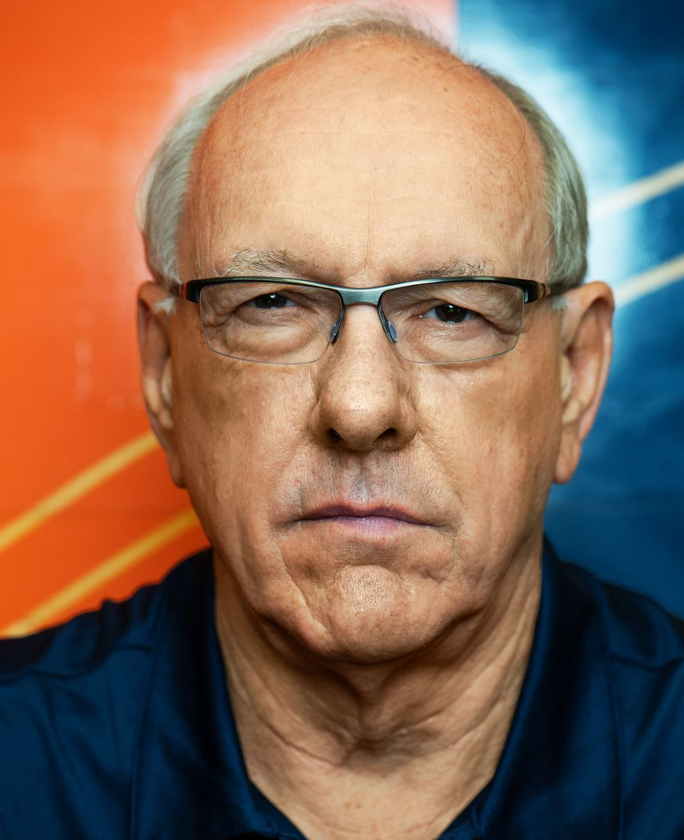 The Forever Coach: Jim Boeheim's First Interview Since the Crash That Claimed a Man's Life