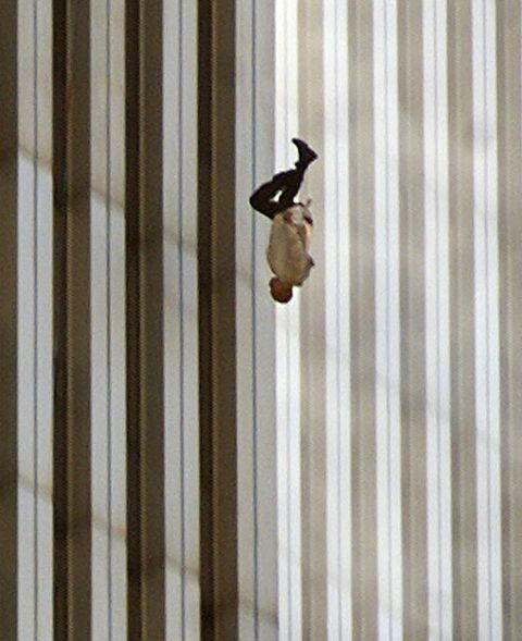 Who Was the Falling Man from 9/11