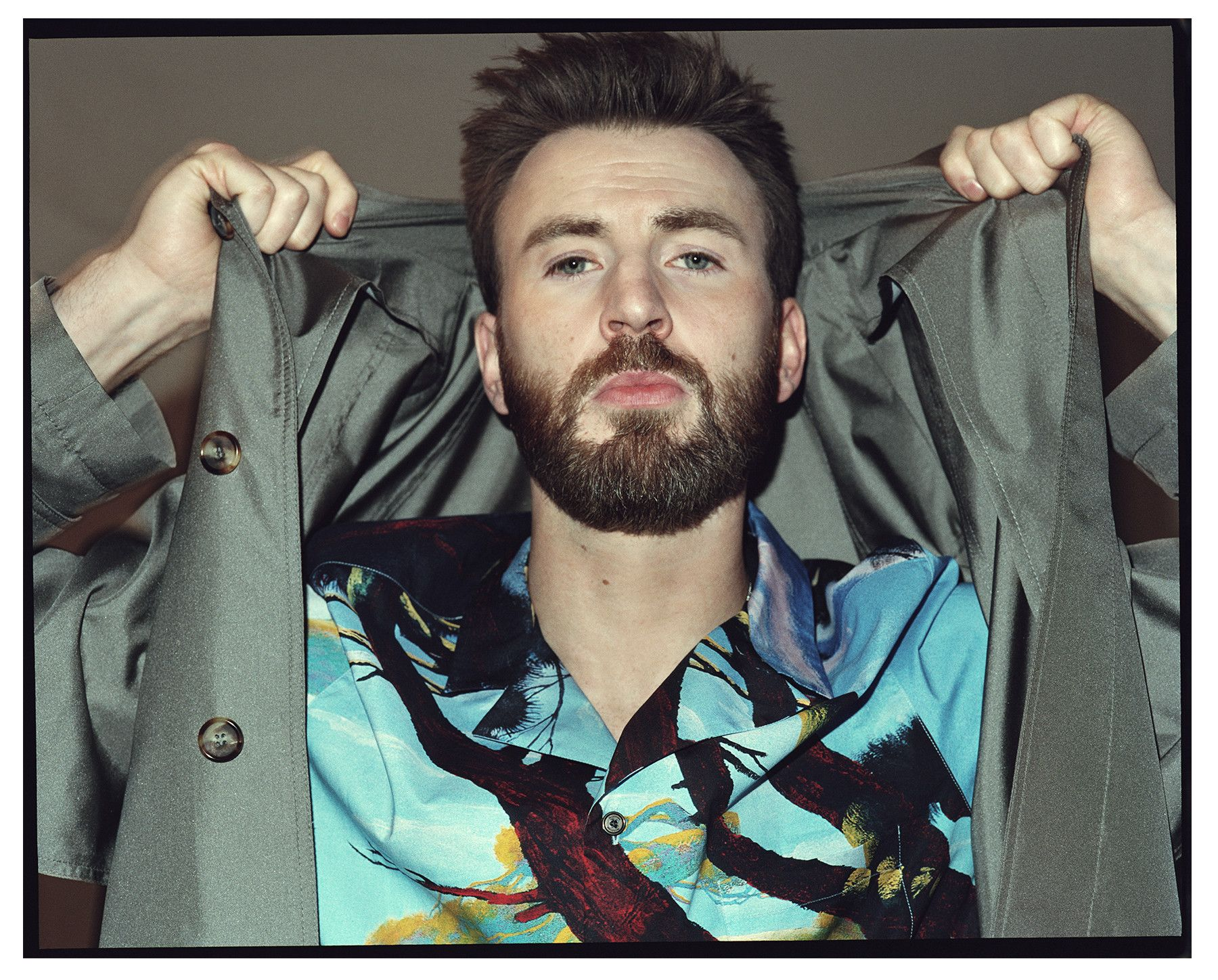 Chris Evans On His New Show Defending Jacob Little Shop Of Horrors And His Family