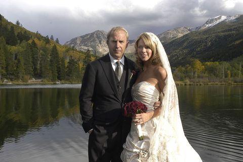 ケビン・コスナーが一番大事にしているのは、妻と子どもたち