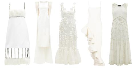 ecで変える海外のドレス組み合わせ画像