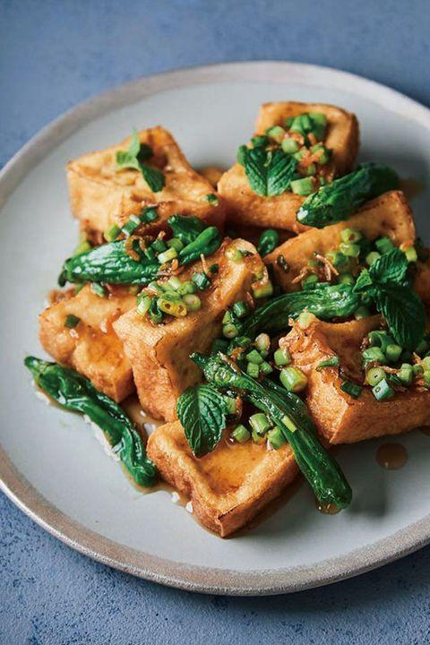 ベトナム風 厚揚げ豆腐