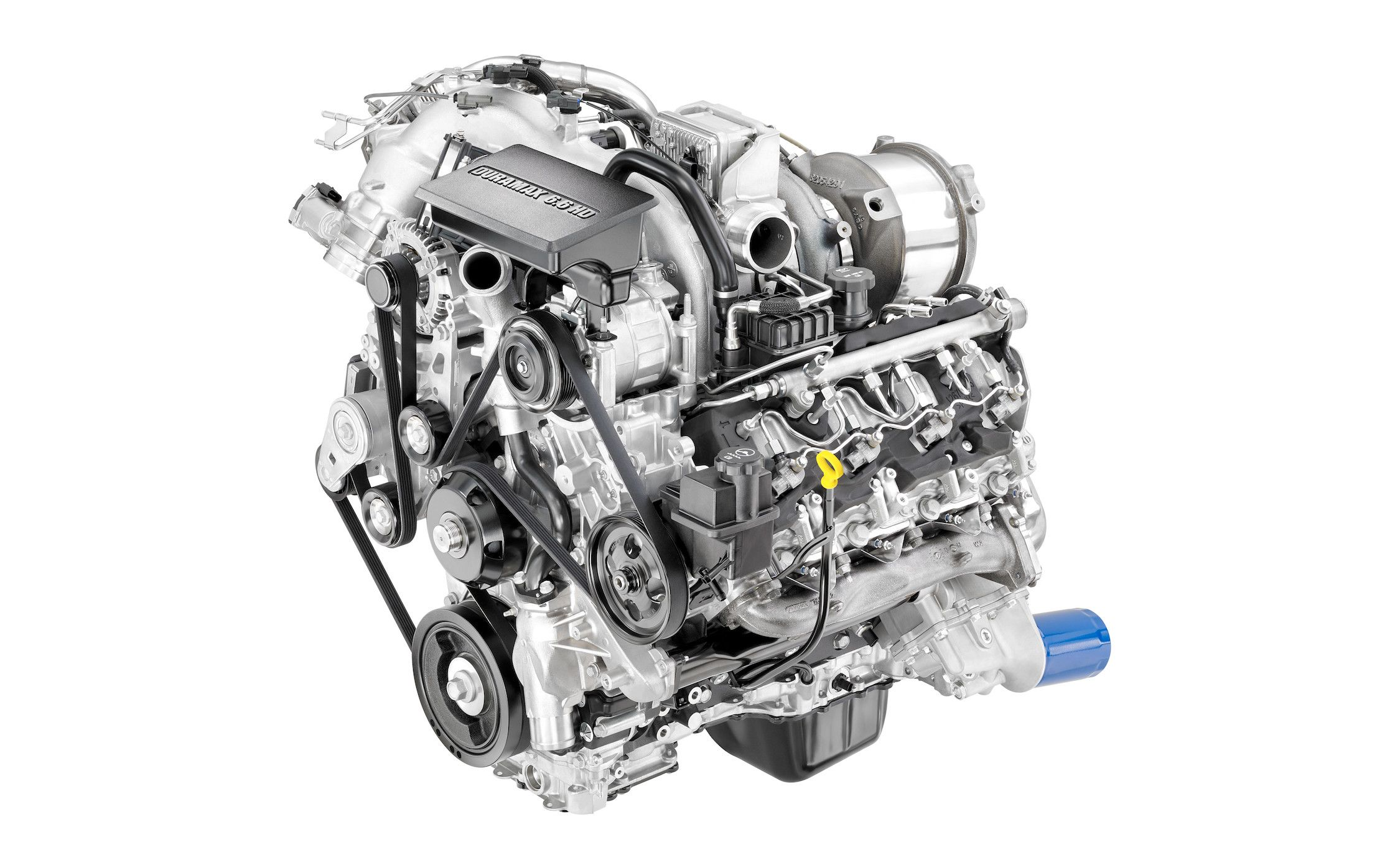 The 16 Largest-Displacement Engines You Can Buy Today   Feature