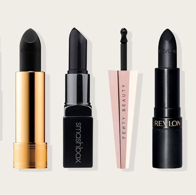 black lipsticks