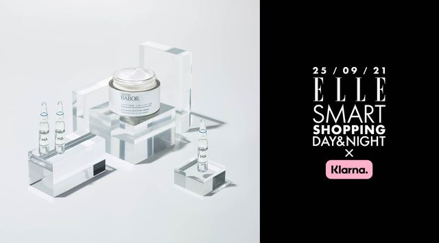 elle smart shopping day and night babor