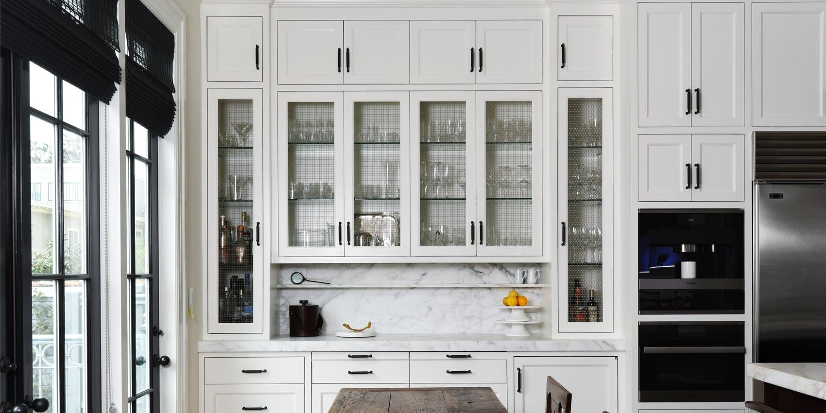 45 Charming Butler's Pantry Ideas