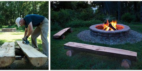 Diy Fire Pit How To Build A