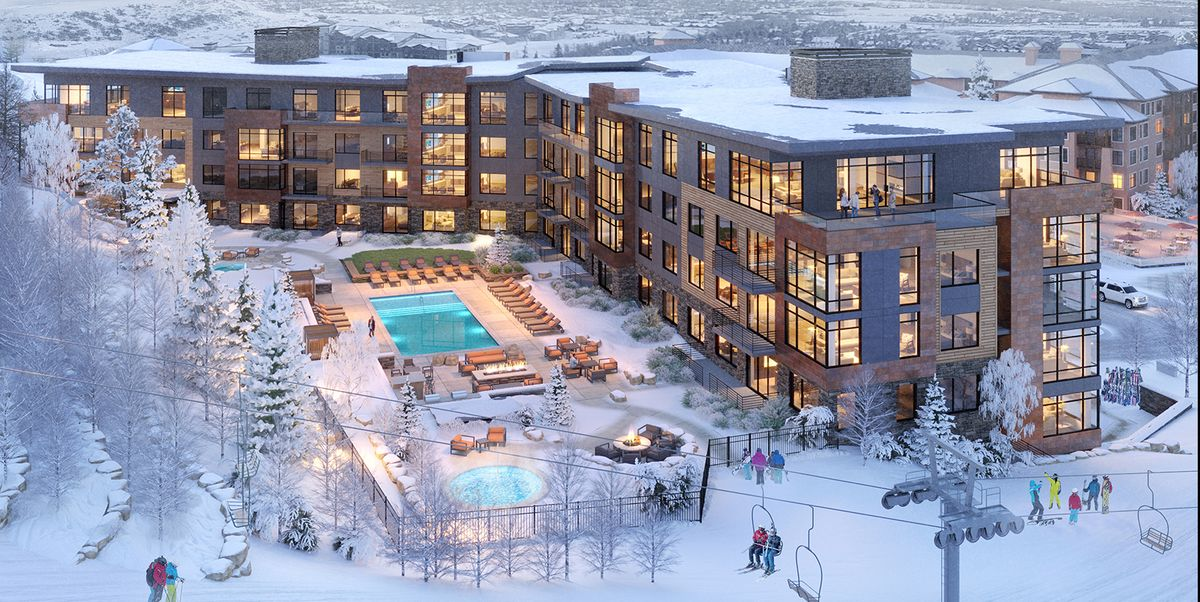 Why this New Utah Hotel is the Hottest Place for Cold Weather Travelers