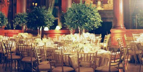 2575a753d49 How to Throw a Black-Tie Wedding - Rules of a Black Tie Wedding