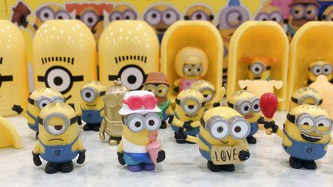 7-ELEVEN推出30款小小兵膠囊收藏人偶、北日本玩具總動員哈密瓜蘇打軟糖、味覺糖超長手撕軟糖-玩具總動員蜜柑味、BTS防彈少年團冷翠黑咖啡