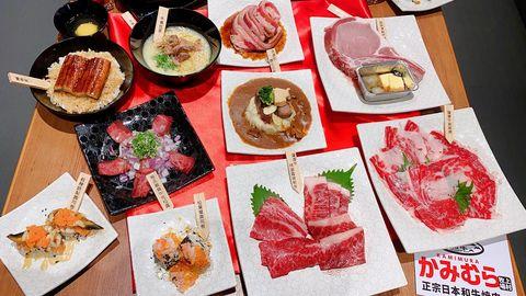 日本no1和牛燒肉吃到飽 插旗北車微風「上村牧場」海外首間1號店炫風來台