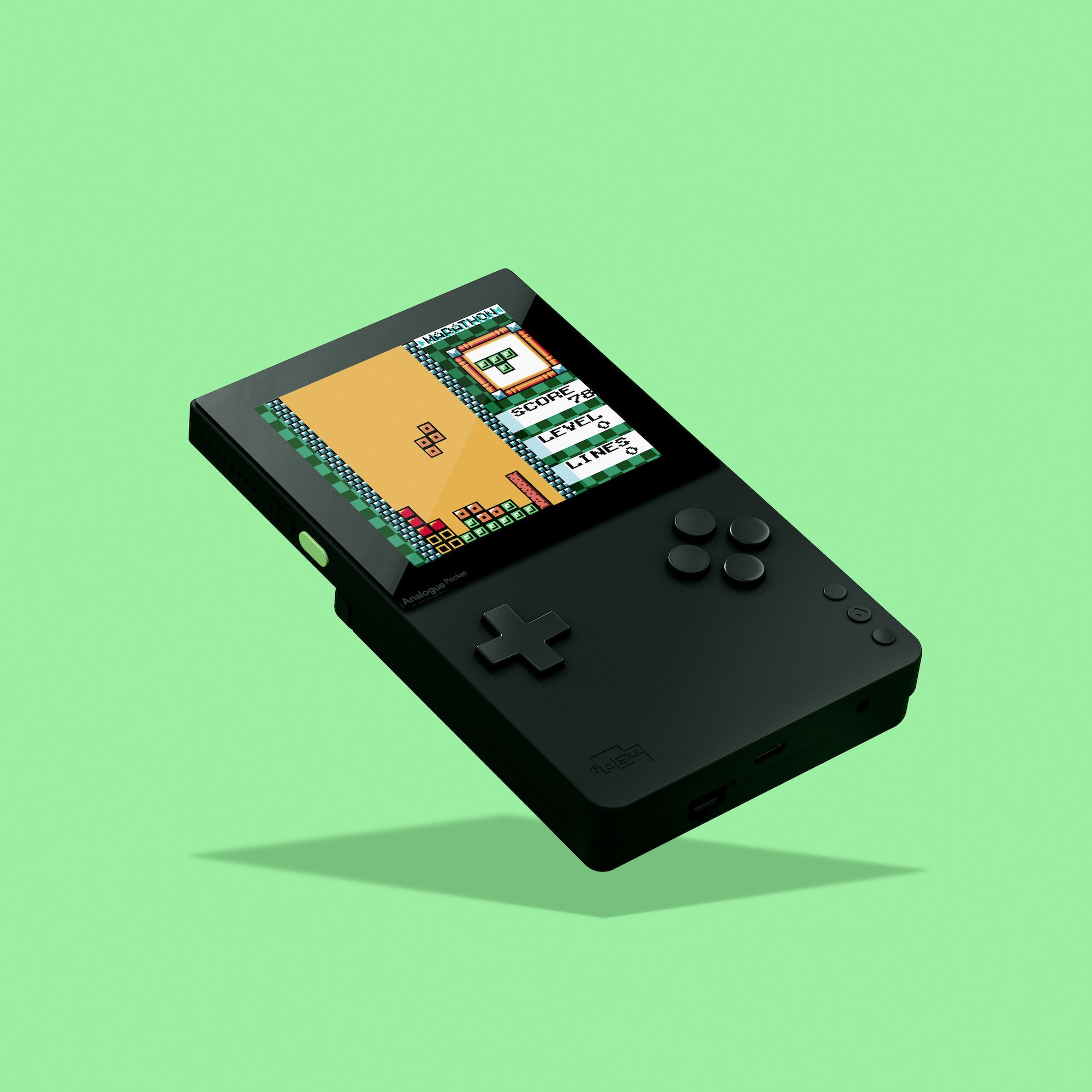 The Analogue Pocket Is the Next-Gen Game Boy You Never Knew You Wanted