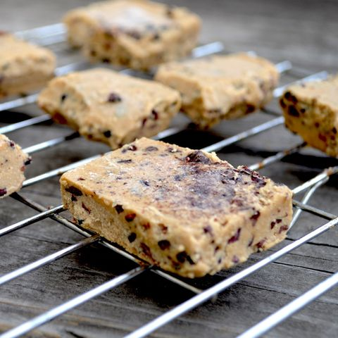 chocolate chip sugar free paleo protein bars