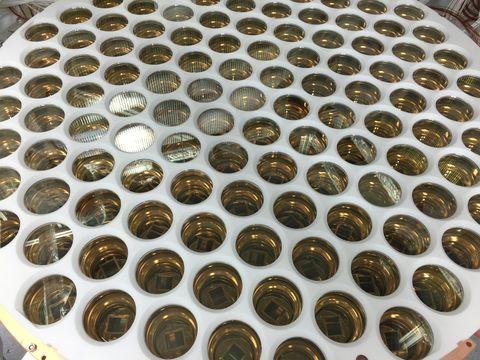 Metal, Pattern, Seed,