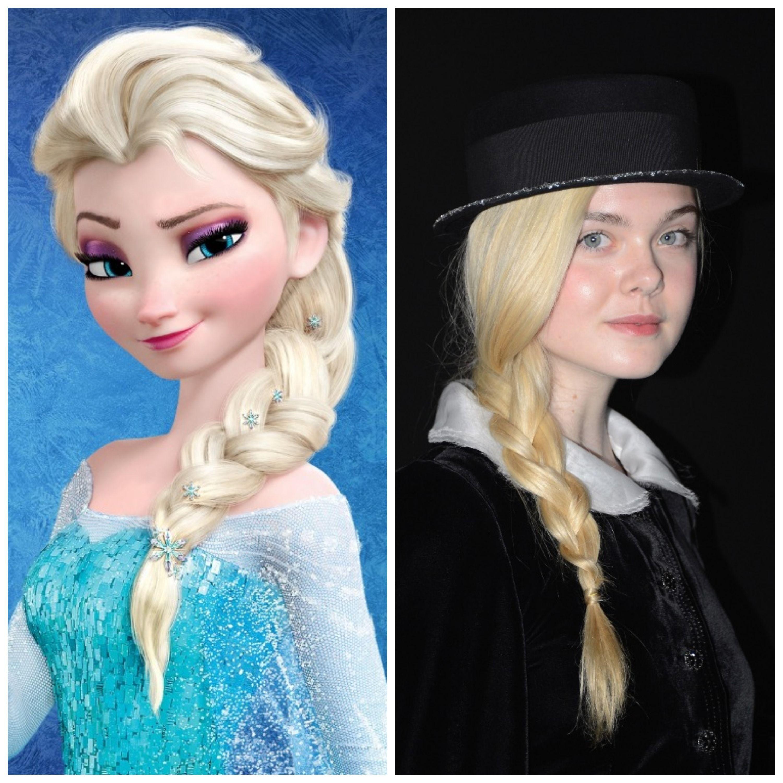 Disney Look Alikes