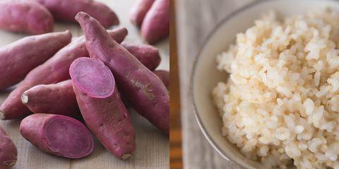 Food, Root vegetable, Vegetable, Dish, Ingredient, Cuisine, Produce, Sweet potato, Potato, Recipe,