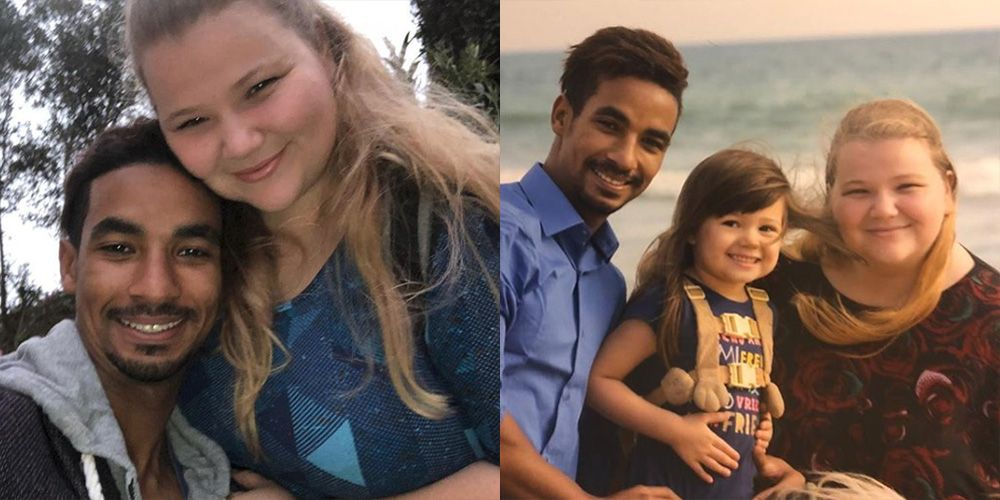 90 Day Fiancé: Happily Ever After?' Stars Nicole and Azan