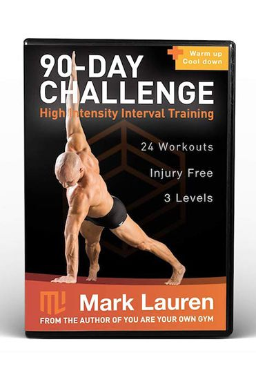 Best Workout DVDs - 90-Day Challenge High Intensity Interval Training
