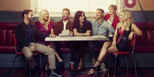 90210 Reboot Ratings Fan Reactions