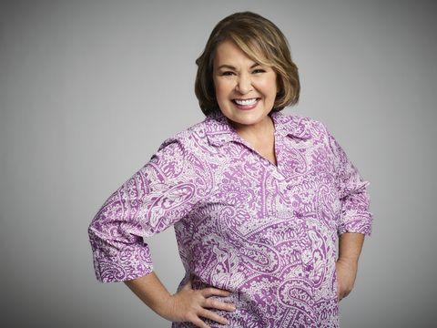 Roseanne Barr weight loss