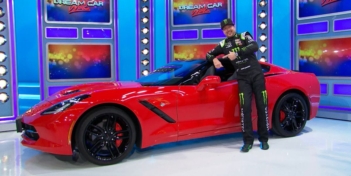 Dream Car Week Starts Feb. 17 on The Price Is Right
