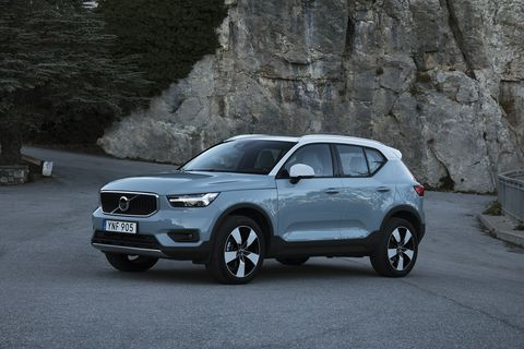 2018 Volvo Xc40 A Home Run For 600 A Month