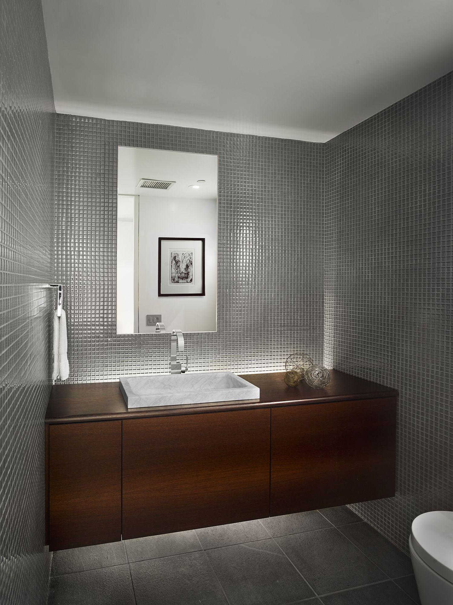 Chic Bathrooms With Floating Vanities Floating Vanity Ideas