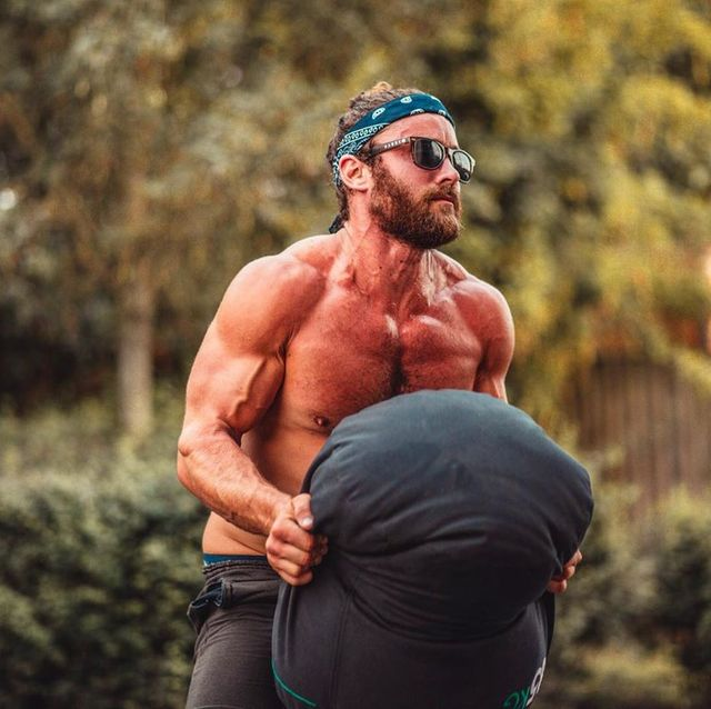 Barechested, Muscle, Physical fitness, Chest, Arm, Human, Adventure, Recreation, Trunk, Photography,