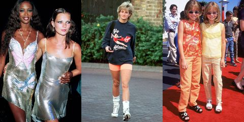 Sub cultures and their influences on fashion in the nineties